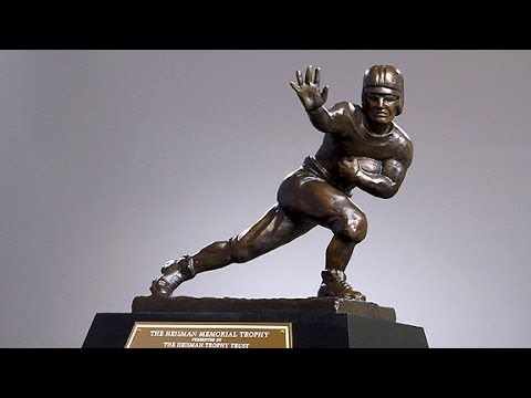 LIVE - THE 2019 COLLEGE FOOTBALL HEISMAN TROPHY WINNER WILL BE....