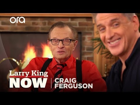 "Craig Ferguson on ""Larry King Now"" - Full Episode Available in the U.S. on Ora.TV"