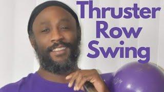 24kg Kettlebell complex