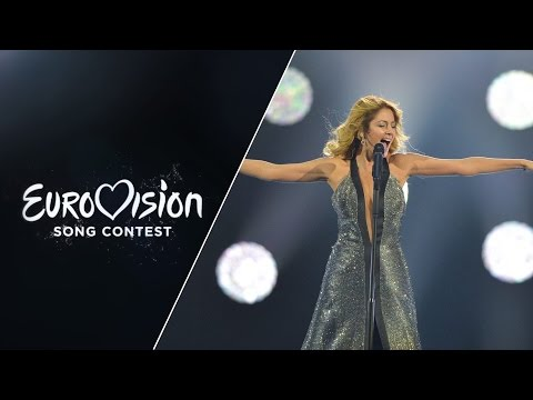 Maria Elena Kyriakou - One Last Breath (Greece) - LIVE at Eurovision 2015: Semi-Final 1