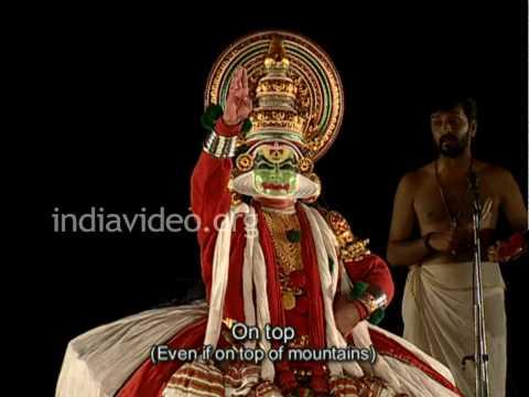 Symphony Celestial vol 2 Part 2,  Kathakali