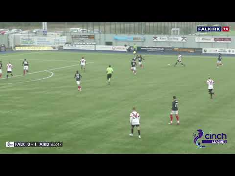 Falkirk Airdrieonians Goals And Highlights