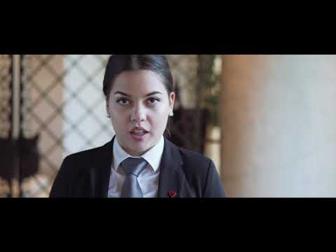 2017. Milica Papić SEMIFINAL 7. Serbian Sommelier Competition - SERSA Serbian Sommeliers Association
