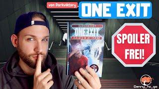 One Exit | Verloren im Untergrund | Review | Darkviktory | Denny Peletier