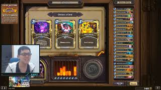 Amaz 12 Wins Priest Arena - This Deck Is Insane