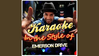 Swimming in Champagne (In the Style of Eric Heatherly) (Karaoke Version)