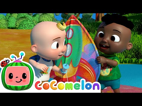 Get Outside & Play Song! | @Cocomelon - Nursery Rhymes | Moonbug Kids | Cocomelon Kids Songs