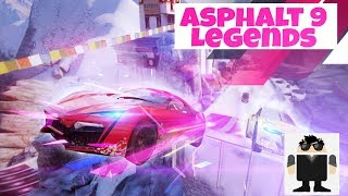 Asphalt 9 Legends | Full Detailed Video | Android/iOS | Games Of Android