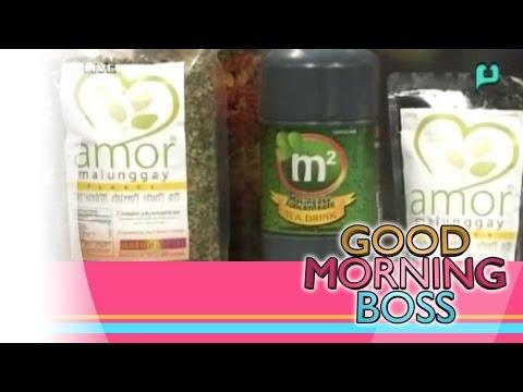 [Good Morning Boss] Cooking Master Boss:  Malunggay Inspired recipes [07|16|15]