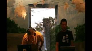 Jacek Sienkiewicz and Argenis Brito @ RTS.FM - 03.10.2010