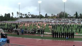 Upland Highland Regiment - 2011 Pasadena Bandfest