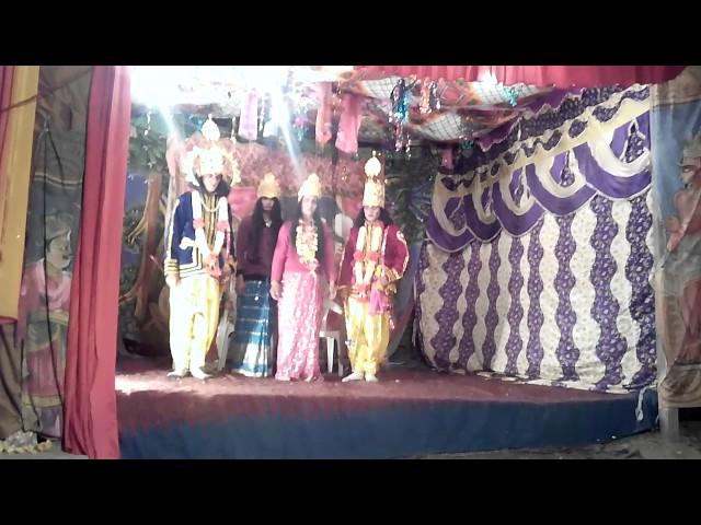 Garhwali ramleela pouri garhwal kaljikhal village goran