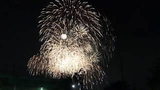 2018年 多摩川花火大会
