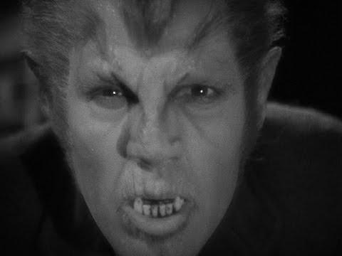 """Werewolves Of London"" Monster Movie Scrapbook!"