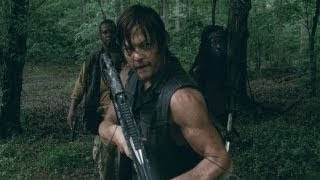 The Walking Dead Season 4 Trailer Music (Sharon Van Etten - Serpents)