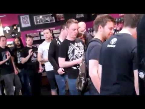 Megadeth - In-Store Signing - Newcastle, UK - 06.03.13 Thumbnail image