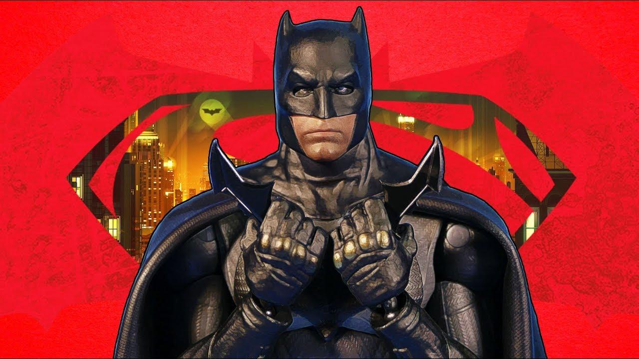 DC BEAST KINGDOM DYNAMIC 8-CTION Dah-009 JL TACTICAL Suit BATMAN Action Figure