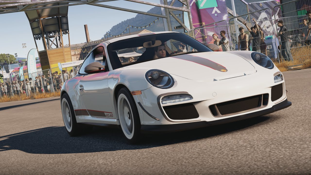 2012 porsche 911 gt3 rs 4 0 977 gameplay forza youtube. Black Bedroom Furniture Sets. Home Design Ideas