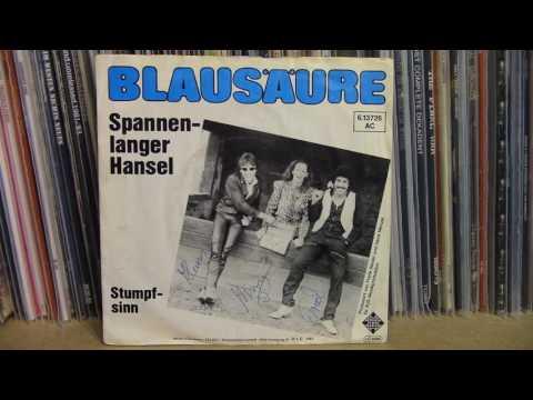 Blausäure  Blausäure Full EP