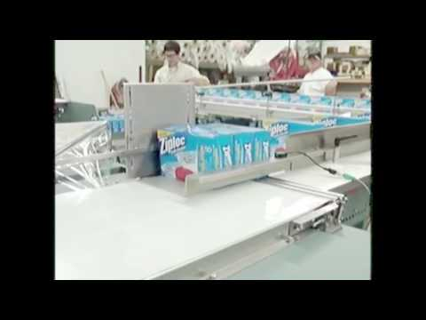 3G Packaging Corp. | Shanklin A-27 Right Angle - Freezer Bags