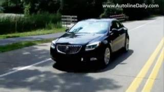 2011 Buick Regal Turbo - Test Drive