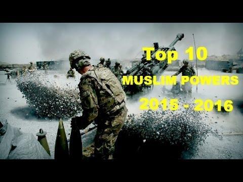 En güçlü 10 müslüman Ülke