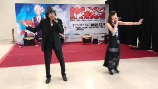 ray (BUMP OF CHICKEN feat. HATSUNE MIKU) - ジョハン・ユソフ x ジャスミン・ミノリ Johan Yusof & Jasmine Minori