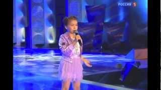 Елизавета Пурис - Детская Новая волна 2012 (первый день)