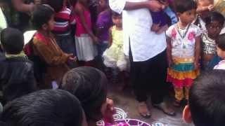 Children at Zilmil creche