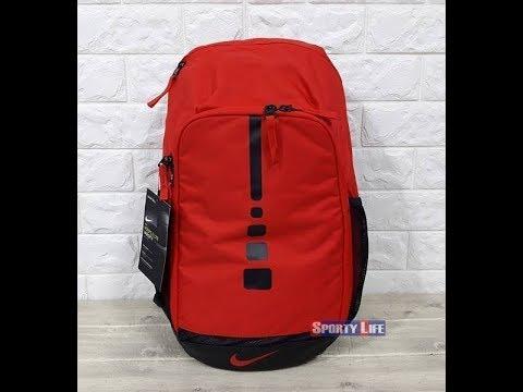 4a31e5b1ff6 【SL美日購】Nike Hoops Elite Basketball Backpack 後背包 / 紅色