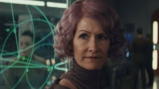 Admiral Holdo - A Toxic Leader