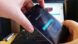 Как разблокировать графический ключ Xiaomi Redmi 5A