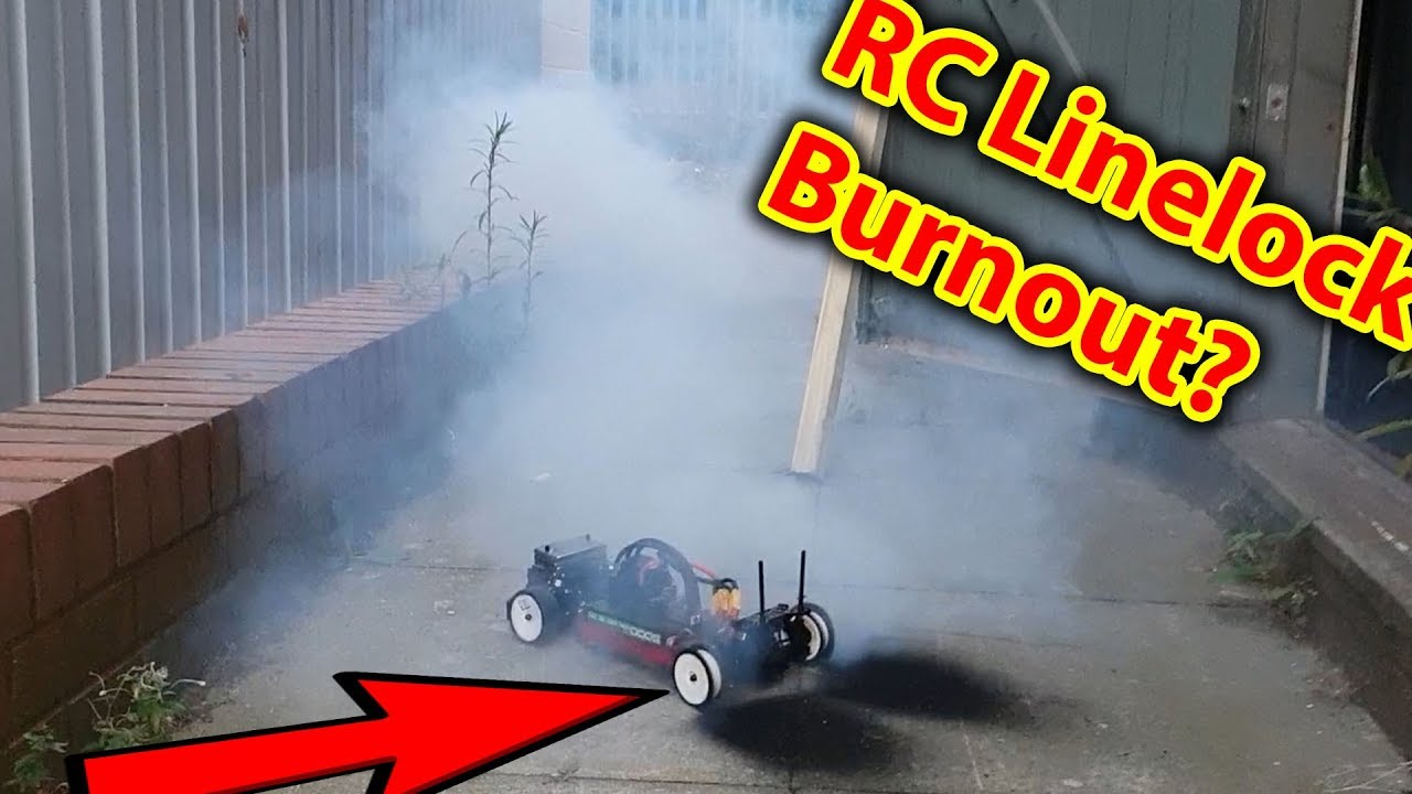Modding the Aussie RC Burnout Car + BLOWOUT!!!