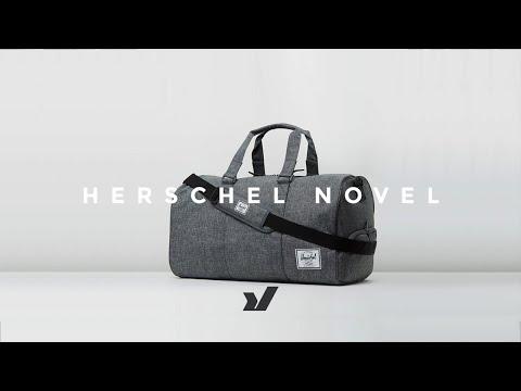The Herschel Novel Duffle Bag You