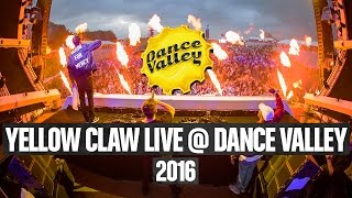 Video Yellow CLaw Full Liveset - Dance Valley 2016 4k download MP3, 3GP, MP4, WEBM, AVI, FLV Desember 2017