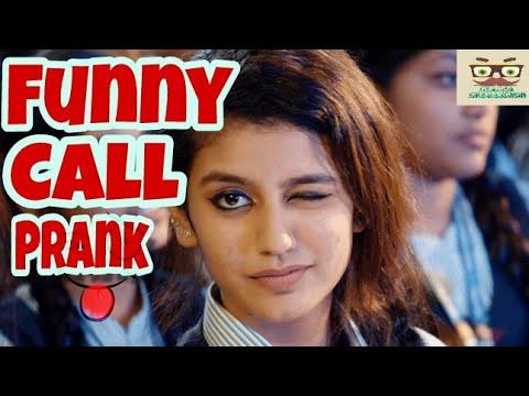 Priya Varrier Call Prank    Customer Care Funny Call    Chacha ChanakChod   