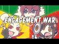 [Honeyworks Collection] - Engagement war 婚約戦争 ft. HoneyWork I Eng I Rom I Lyrics