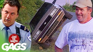 Best of Car Pranks Vol. 7  | Just For Laughs Compilation
