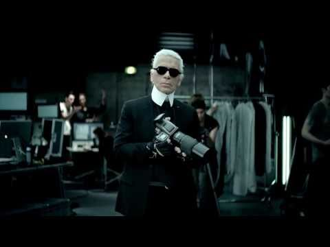 'Style' By Karl Lagerfeld - New Volkswagen Golf German Commercial