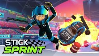 Stick Sprint