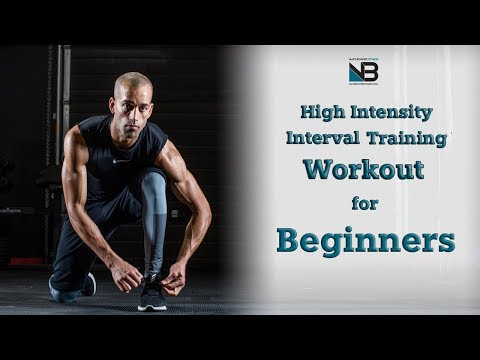 High Intensity Interval Training Workout For Beginners