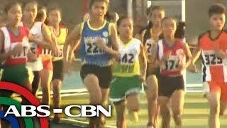 TV Patrol: Ilang tanyag na atleta, nagbigay inspirasyon sa Palarong Pambansa