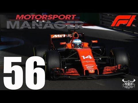 MOTORSPORT MANAGER: GAMEPLAY ESPAÑOL:F1 2018: #56 VOLVEMOS A LA CLASE MEDIA