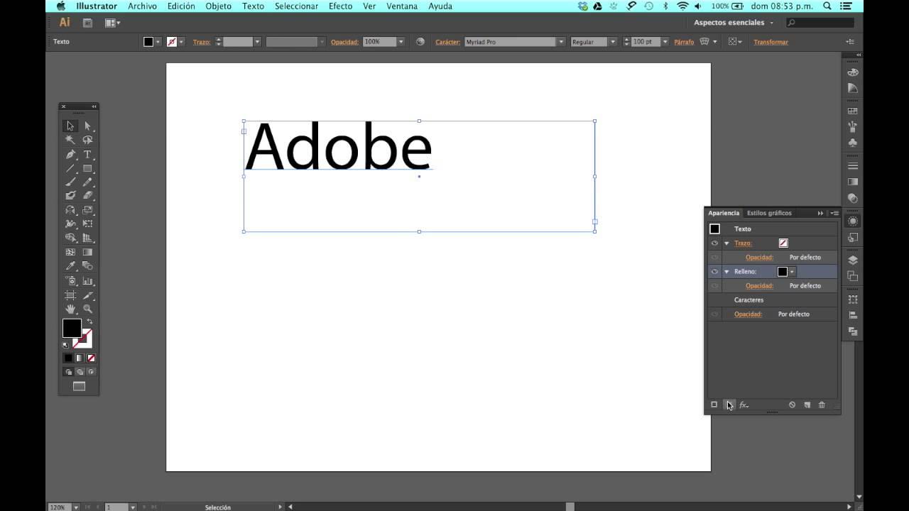 Como Crear Tipografia Estilo Dibujo En Adobe Illustrator Youtube
