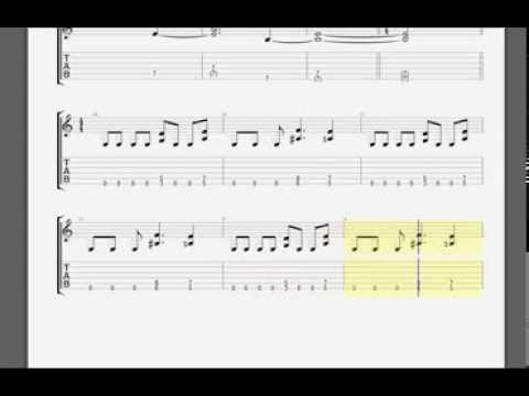 Am I Evil chords guitar tabs - YouTube