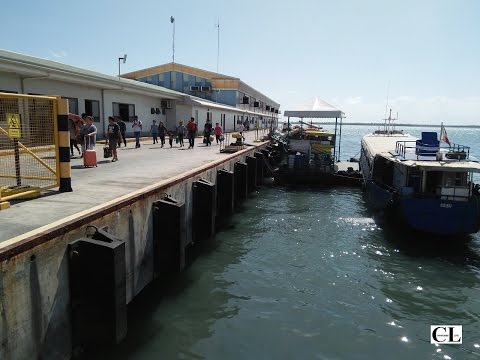 Ferry Boat: Lapu Lapu City to Pier 3, Cebu City