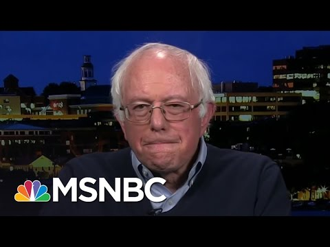 Bernie Sanders: We Beat Right-Wing Extremists Today   All In   MSNBC