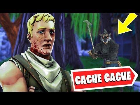 CACHE CACHE HORREUR !!! FORTNITE !!!