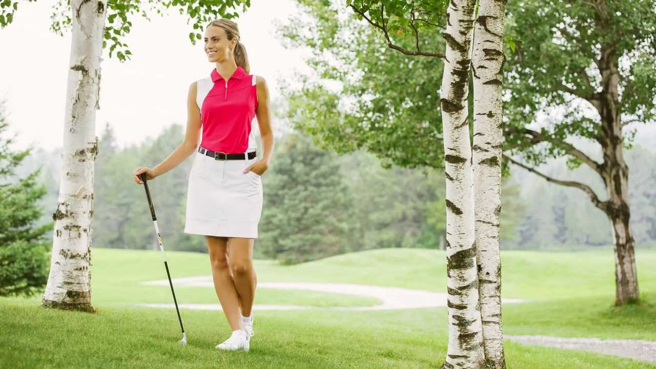 nivo women's 2014 golf collection  youtube