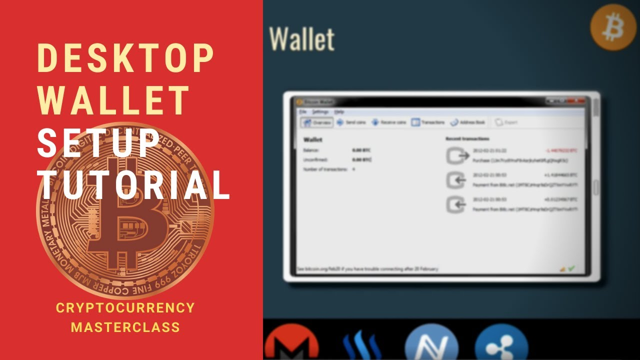 multi cryptocurrency wallet youtube